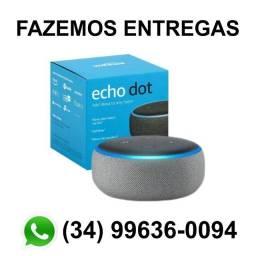 Novidade - Alexa Echo Dot 3º Geração - Nova