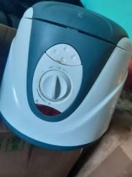 Fritadeira eletrica com oleo