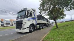 Entrada 84.000,00 + 150 X 4.600,00   Volvo New FH 460 Globetrotter 6x2 Ano 2016