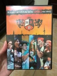 DVD Tour Generacion
