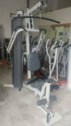 academia de musculação Athletic