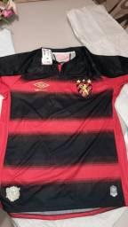 Camisa Oficial Sport Umbro 2020/21
