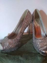 Sapato tm 40 forma pequena