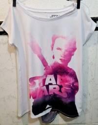 Camisa Star Wars Feminina