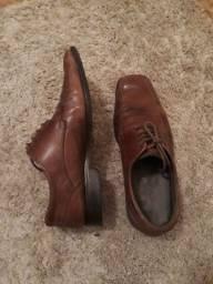 Sapato Social Couro N° 37