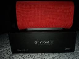 Caixa de Som Goldentec Inspire Bluetooth 4.2