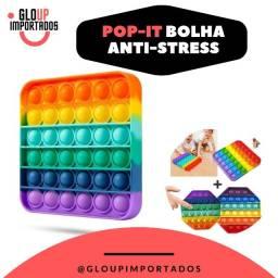 Pop It Fidget Toy - Ante-Stress