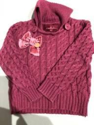 Blusa de lã da Pituchinhus