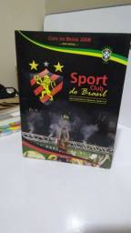 DVD OFICIAL Sport Copa do Brasil 2008