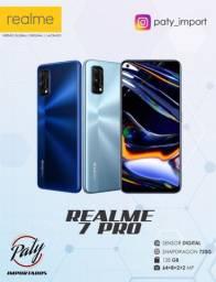 Realme 7 PRO 128GB Pronta Entrega - Paty Importados
