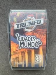Título do anúncio: Jogo de Cartas Super Trunfo - Cidades do Mundo
