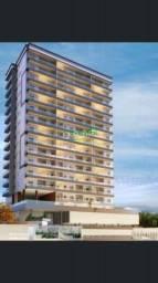 Apartamento à venda com 1 dormitórios em Canto do forte, Praia grande cod:495