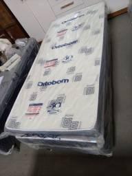 Cama Box Solteiro Ortorbon 5cm