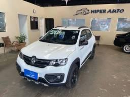 Renault Kwid Outsider 1.0 Branco