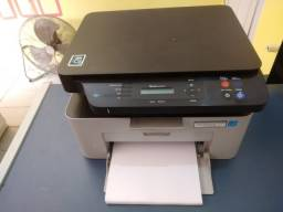 Impressora Multifuncional Samsung Laser P&b Sl-m2070w Outlet