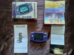 Gameboy Advance para colecionador