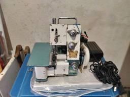 Máquina de costura eletrica blue butterfly