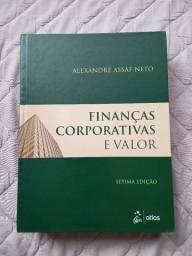 Alexandre Assaf Neto Finanças Corporativas E Valor Edição Português | 7ª Edição