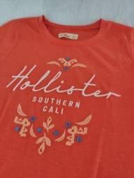Blusa Hollister Nova tamanho P