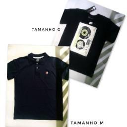 Camisetas Masculinas Promoção! Marcas Narkótiko/Toogood