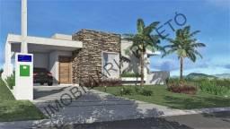 REF 2650 Casa em construção, condomínio fechado, 3 dormitórios, Imobiliária Paletó