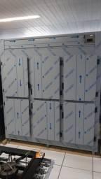 Geladeira Comercial  - 6 Portas Gelopar .