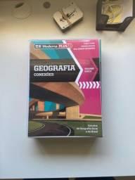 Livro moderna plus geografia