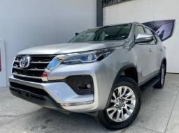 Título do anúncio: Toyota Hilux Sw4 2.7 SRV 7L 4X2 2021/2021