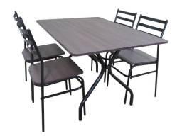Título do anúncio: jogo de mesas para refeitorio, restaurante ,pizzaria,lanchonete - direto da fabrica