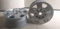 Jogo de rodas f-250 f-350