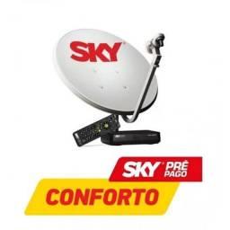 SKY Conforto (Instalação Grátis*)