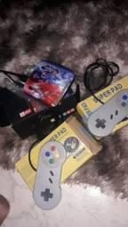 Super Nintendo pra vender ou fazer rolo