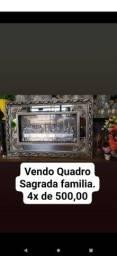 Quadro Decorativo, Sagrada Família