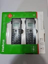 Telefone sem fio com viva voz
