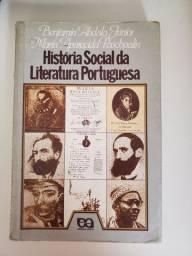 Livro da literatura portuguesa