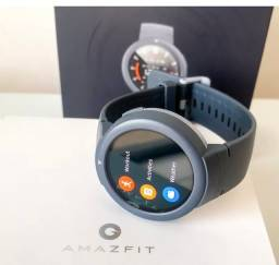 Relógio Xiaomi Amazfit Verge completo semi novo
