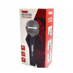 (WhatsApp) microfone dinâmico profissional c/ fio mt-1005