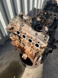 Motor parcial duster 1.6 16v 2019 com nota fiscal e garantia