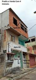 Prédio Com 4 Apartamentos no Bairro 23 de Maio Vila Velha/ES