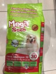 Tapetes Higiênicos com atrativo canino