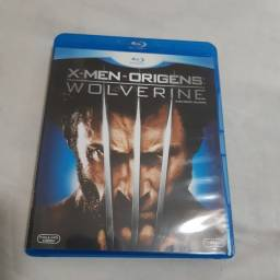DVD Blu-Ray X-Men Origens: Wolverine