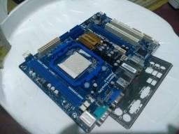 N68-S3 FX placa mãe suporta até fx octa-core de 95w