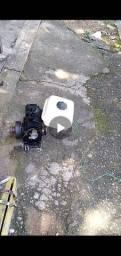 Motor de Mini Buggy funcionando perfeitamente