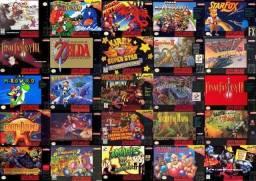 Super Nintendo + 1000 Jogos - Ps3 Leia A Descrição