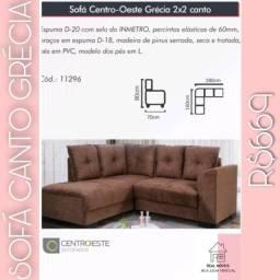 sofa marrom sofa