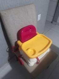 Cadeirinha de alimentacao portátil