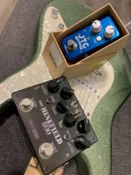 Marshall JCM 800 Darta Effects pedal top raridade