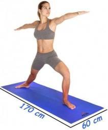 Colchonete pilates yoga fitness importado (Pronta entrega)