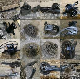 Peças de bike Shimano