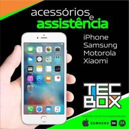 Assistência Técnica iPhone e Smartphones